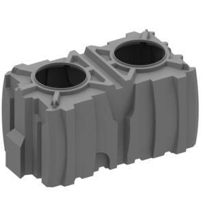 Zbiornik EcoLeader K-2300